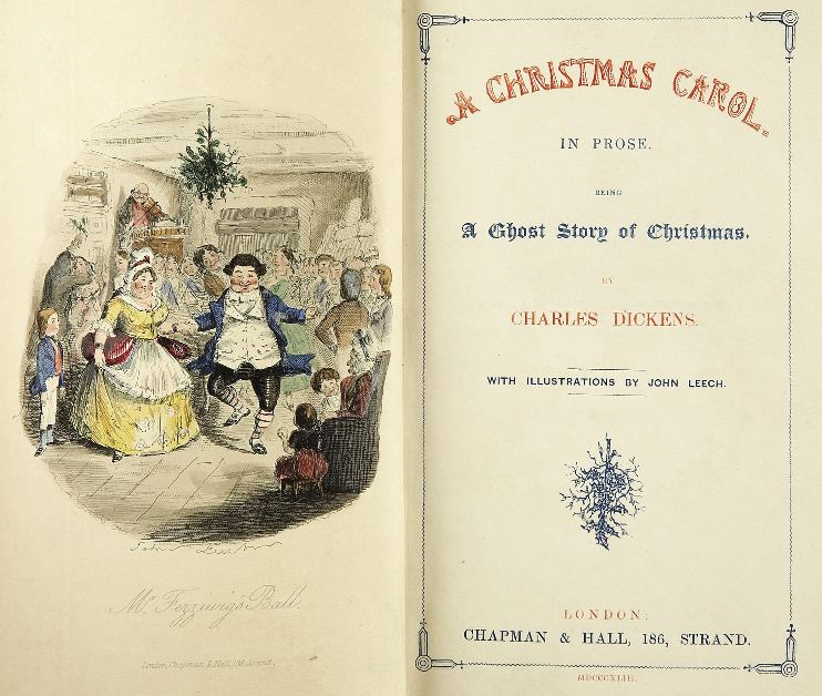 A Christmas Carol (Der Weihnachtsabend) – Charles Dickens – susa(nne) wagner