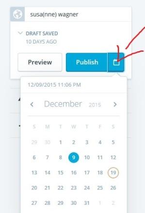 Scheduling - WordPress.org