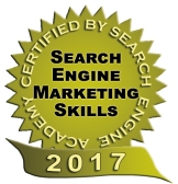 2017-Beginning-Search-Engine-Marketing-Skills-Seal